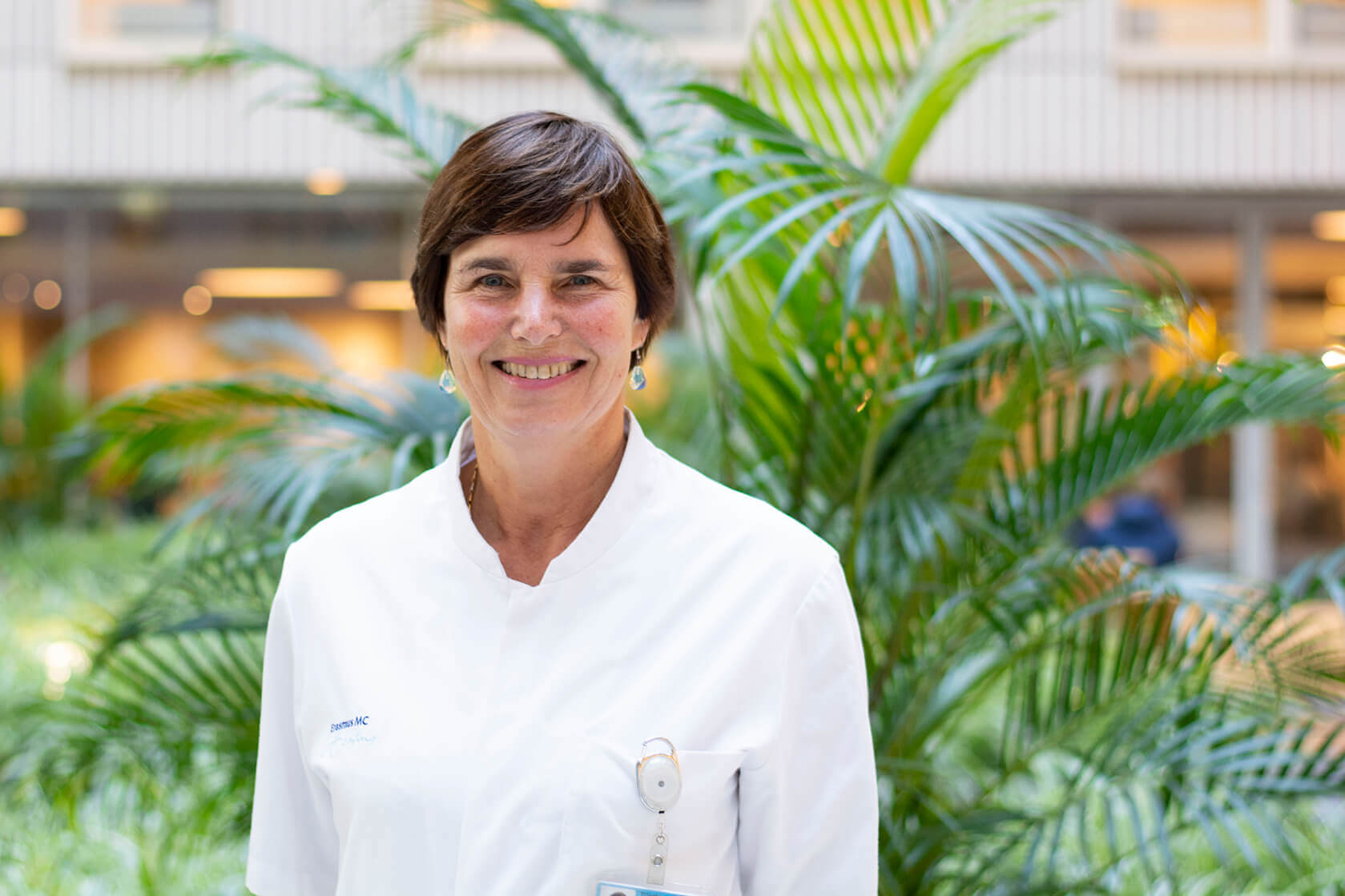 Prof. dr. Jolien Roos-Hesselink | Foto: Leonie Wijsman