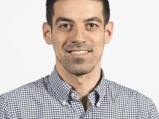 Onderzoeker Luis Perez