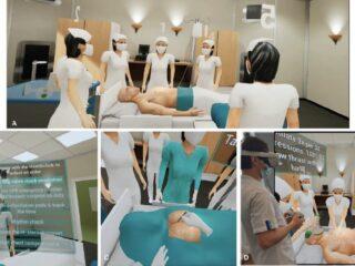 Chirurgen oefenen reanimatie na hartoperatie in virtual reality