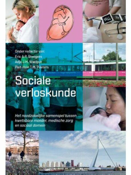 Cover van boek Sociale verloskunde