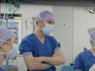 Dit zijn de chirurgen van het Kinderthoraxcentrum in Rotterdam