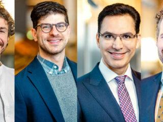 Fellows announced during Lof der Geneeskunst